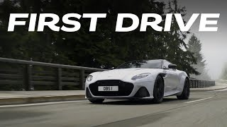 2019 Aston Martin DBS Superleggera | First Drive