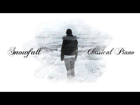 Classical Piano Piece ❅ Snowfall - Claudie Mackula
