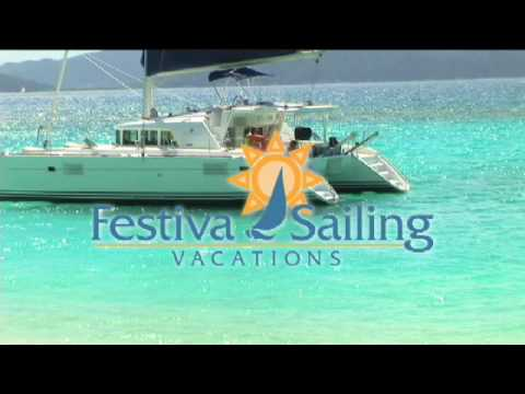 Charter Experience - Festiva Sailing Vacations