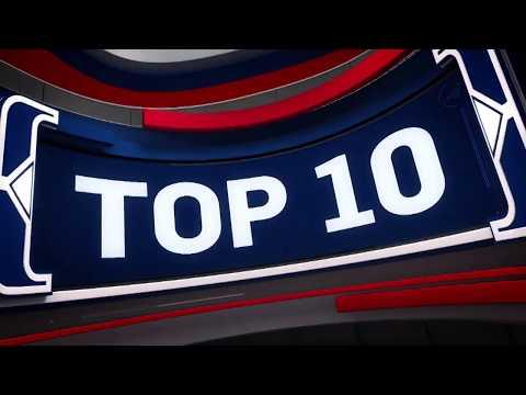 NBA Top 10 Plays of the Night   October 30, 2018