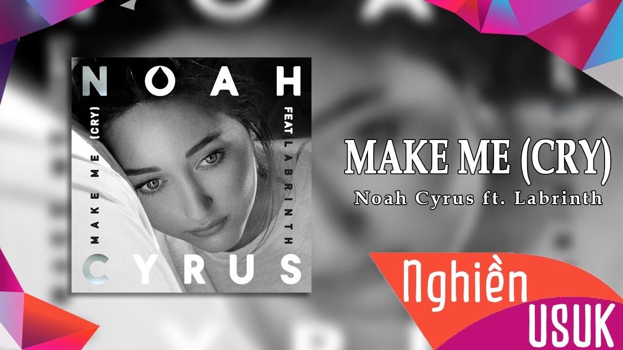[Vietsub-Lyrics] Make Me (Cry) ► Noah Cyrus ft. Labrinth ► Cover by Monika Twaróg & Jakub Duda
