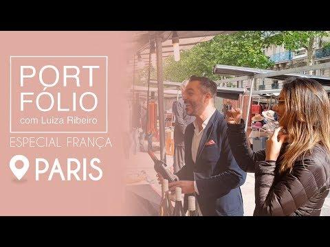 Programa Portfólio 16 06 2018 Paris - Feirinha e Notre Dame