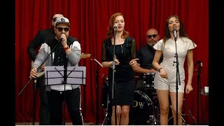 Gela Gnolidze & Night show band - Jamiroquai Bee Gees Mashup