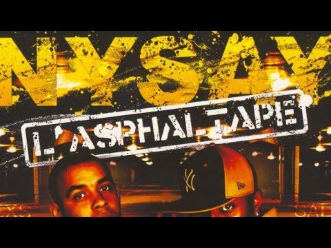 Nysay - L'Asphaltape (album entier)
