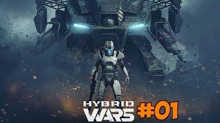 Алекс Картер - Hybrid Wars прохождение и обзор игры часть 1