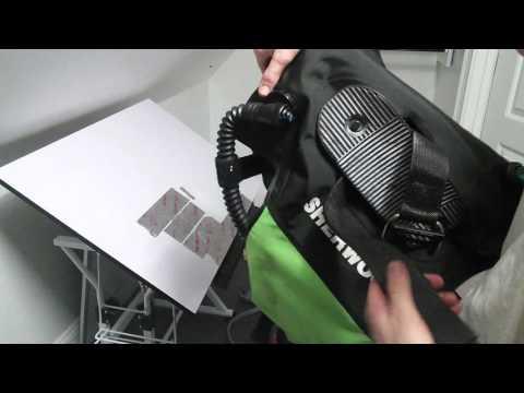 Sherwood dive gear