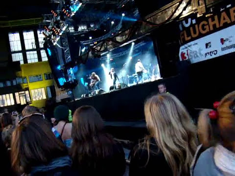ADAM GREEN FEAT Macaulay Culkin Wind of Change Cover live Berlin Festival 2010