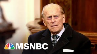 Palace: Prince Philip Dies At Age 99   Morning Joe   MSNBC