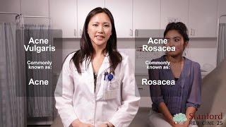 Diagnosing Acne vs. Rosacea (Stanford Medicine 25)