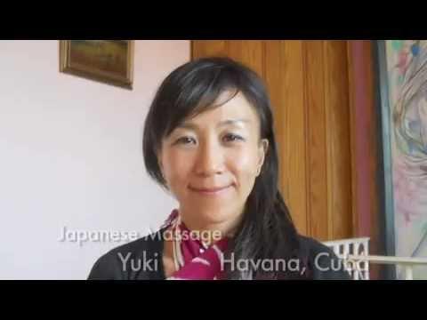 """""""Massage by Yuki, Havana, Cuba"""""""