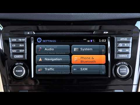 2016 Nissan Rogue - Bluetooth Streaming Audio (if so equipped)