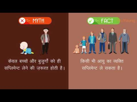 Hindi - Myths and Facts about Nutrition - ProYoung International