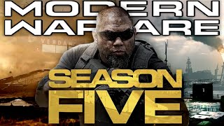 Modern Warfare: Season 5 Revealed (Warzone, Weapons and Maps)