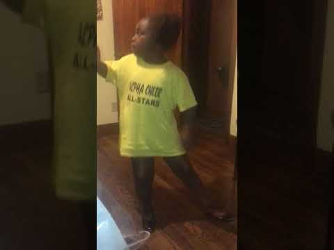 Self Taught 5 Year Old Tap Dancers