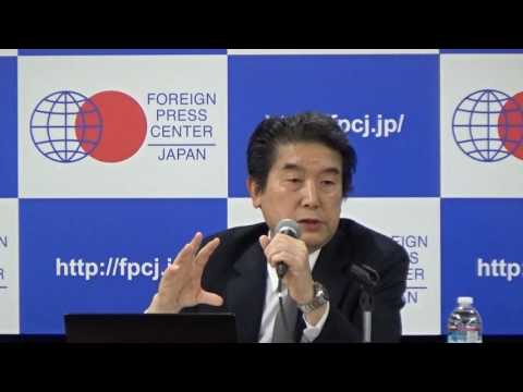 FPCJ Press Briefing: Energy in Japan—Outlook and Issues