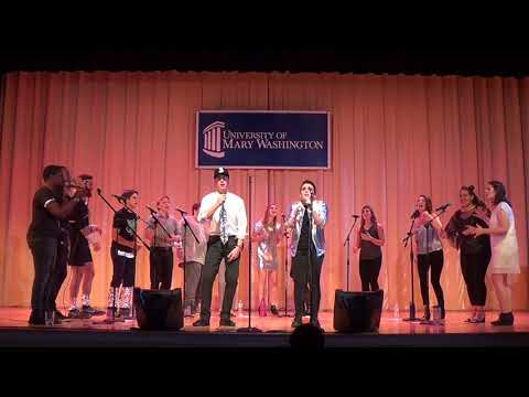 The One Note Stand at UMW - Sunday Candy by Chance The Rapper
