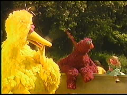 Opening to Sesame Street's 25th Birthday: A Musical Celebration 1993 VHS