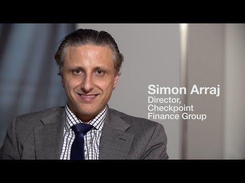 Simon Arraj - Director - Checkpoint Finance Group