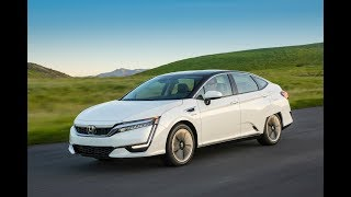 Honda Clarity Fuel Cell Vehicle Q&A