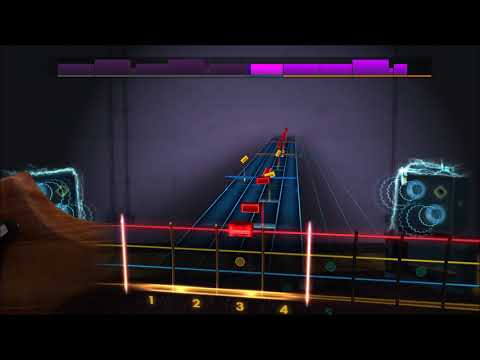 Rocksmith2014 Persona 5 - Tokyo Emergency CDLC (Bass)