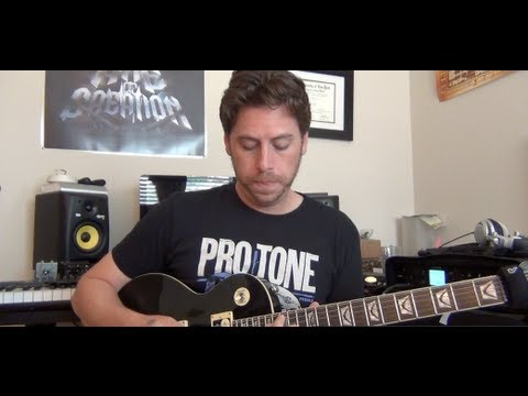 Tool Pushit Guitar Lesson