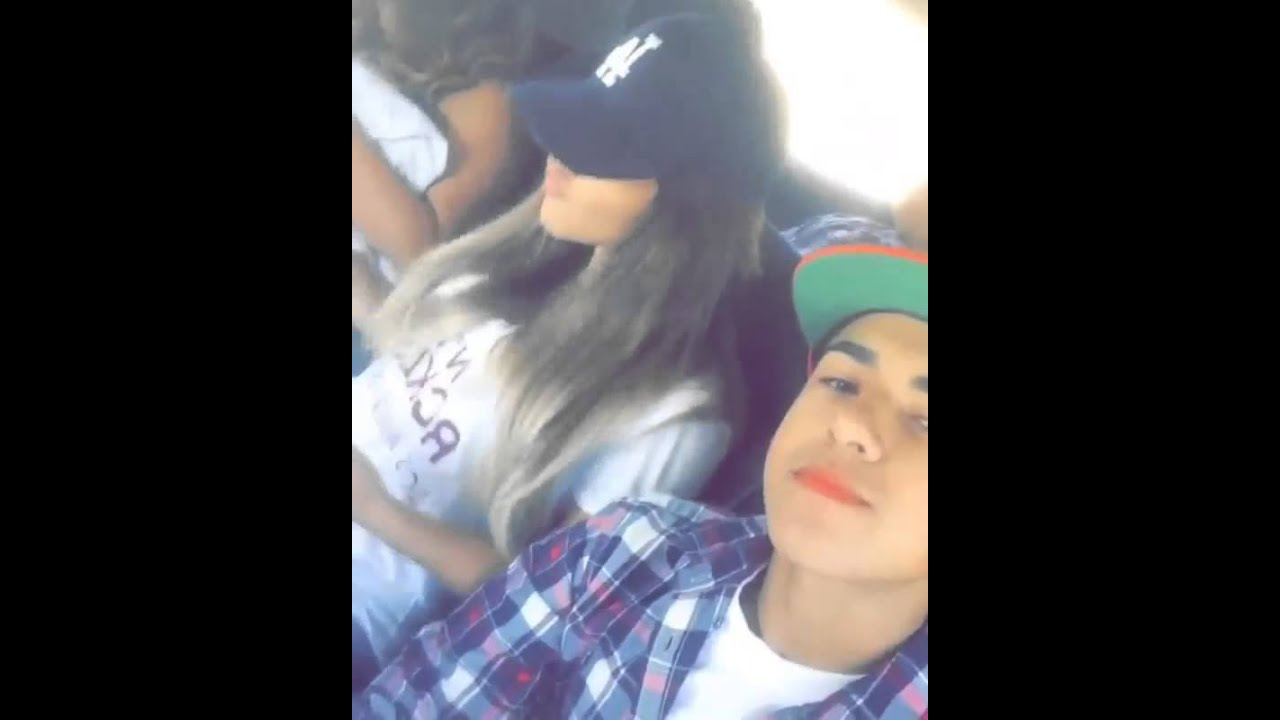 Becky G Y Frankie Instagram