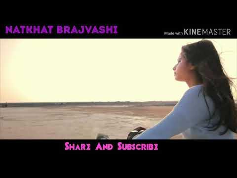 Sad Status 💔💔💔2019 For Lovers Edited By Abhinash .created By Natkhat Brajvashi