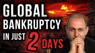 John Adams: Global Bankruptcy In Just 2 Days