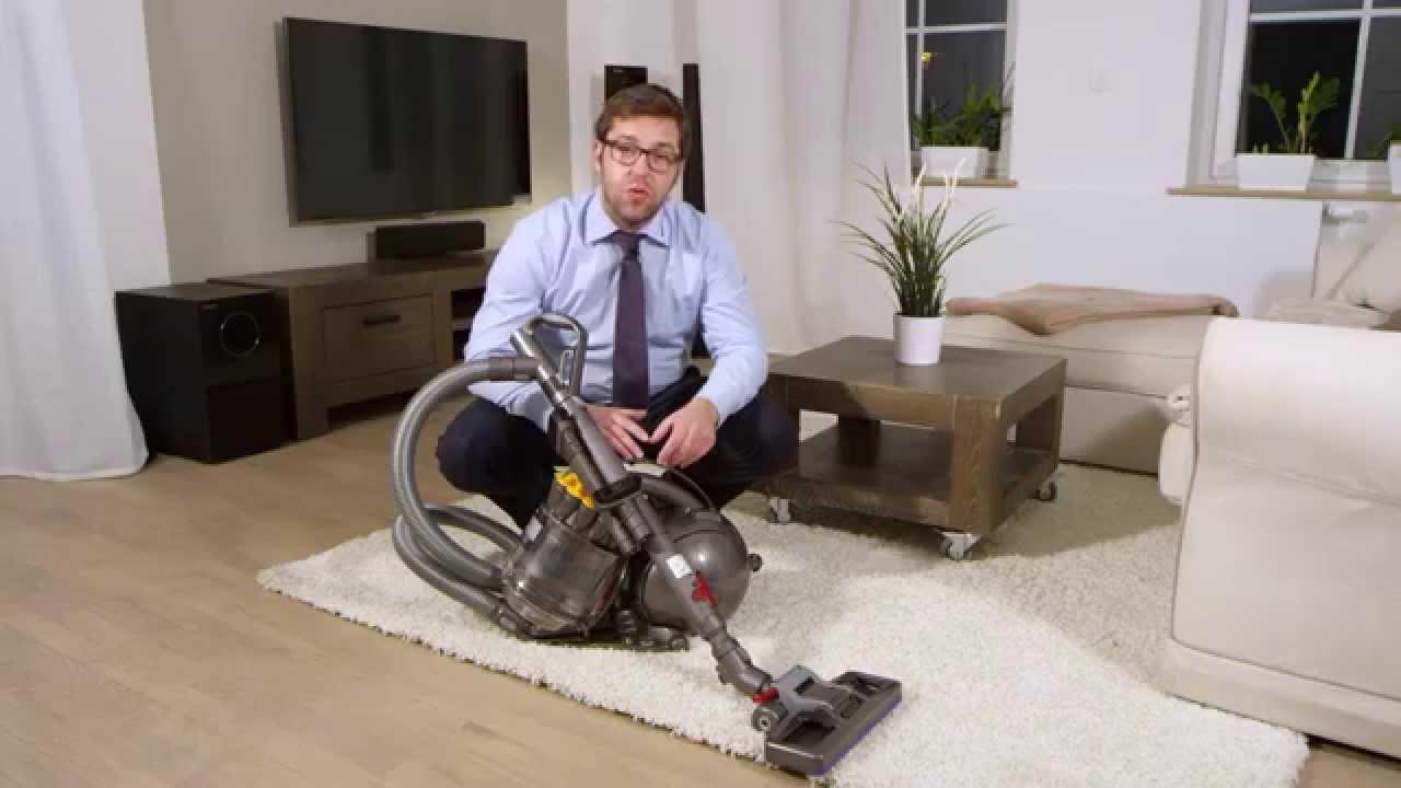 der dyson dc33c stubborn unser angebot der woche youtube. Black Bedroom Furniture Sets. Home Design Ideas