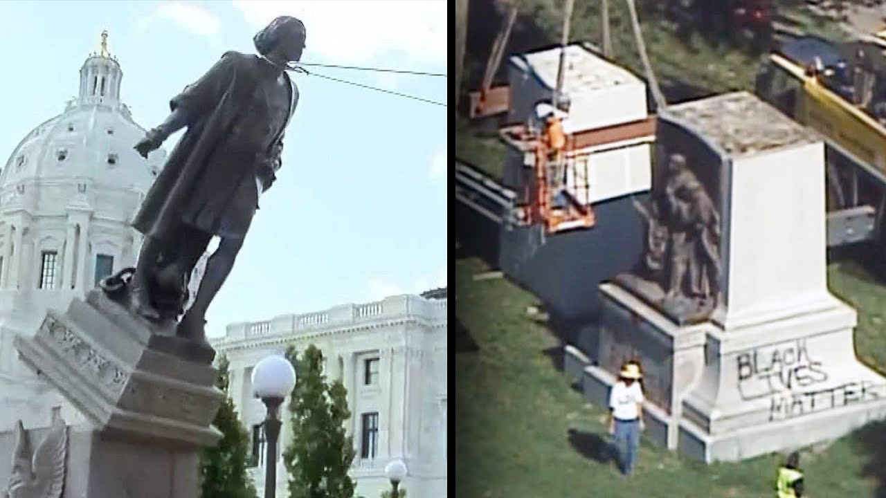 Why Are so Many Confederate and Columbus Statues Coming Down?