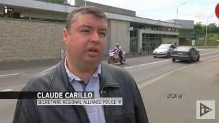 Enregistrement à partir de l'écran   Menaces envers des policiers  le syndicat Alliance regrette une