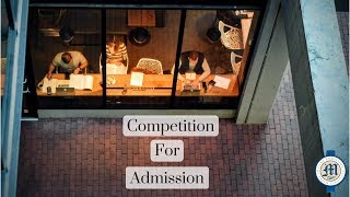 Students Competing for University Admissions | Catherine Marrs, Certified Educational Planner