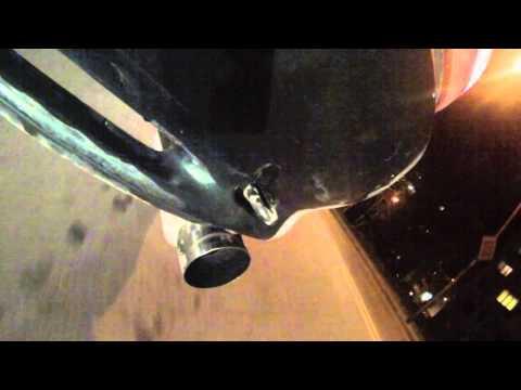 Mazda Xedos 6 2.0 V6 GoPro Exhaust sound