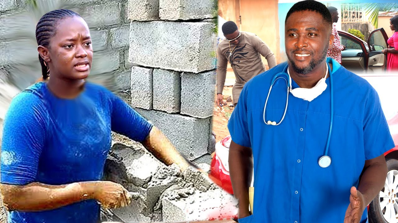 Download A Medical Doctor In Love With A Brick Layer FULL MOVIE - Luchy Donalds 2021 Latest Nigerian Movie