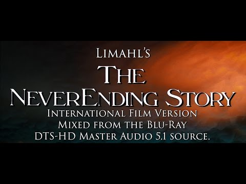 Limahl - The NeverEnding Story [Complete Film Version] (Includes HD - Blu Ray Intro)