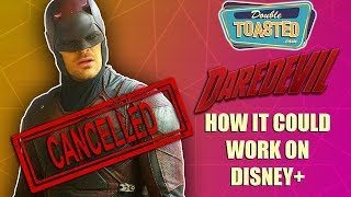 CAN DAREDEVIL WORK ON DISNEY'S NEW STREAMING SERVICE?