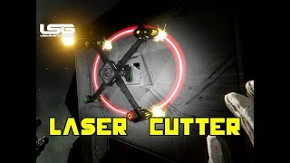 Laser Cutter Pirate Weapon - Space Engineers