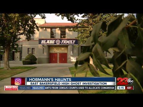 Hobmann's Haunts: East Bakersfield High School