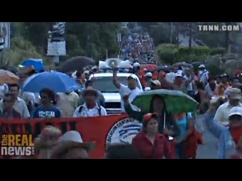 Alleged Voting Irregularities Mar Honduran Elections