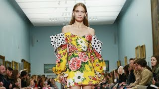 Carolina Herrera | Spring Summer 2019 Full Fashion Show | Exclusive