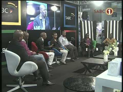 Shift on SABC 1 Live from the ICT Indaba in Cape Town