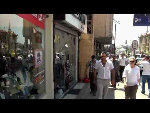 Турция - 2012  СТАМБУЛ Кусочек жизни район Laleli