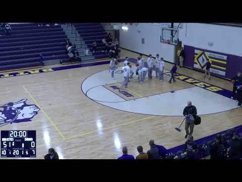 Battle Creek HS vs. Ponca High School Varsity Womens' Basketball