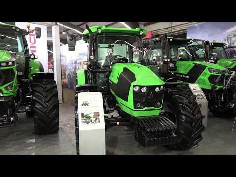 The 2020 DEUTZ FAHR 5110G Tractor