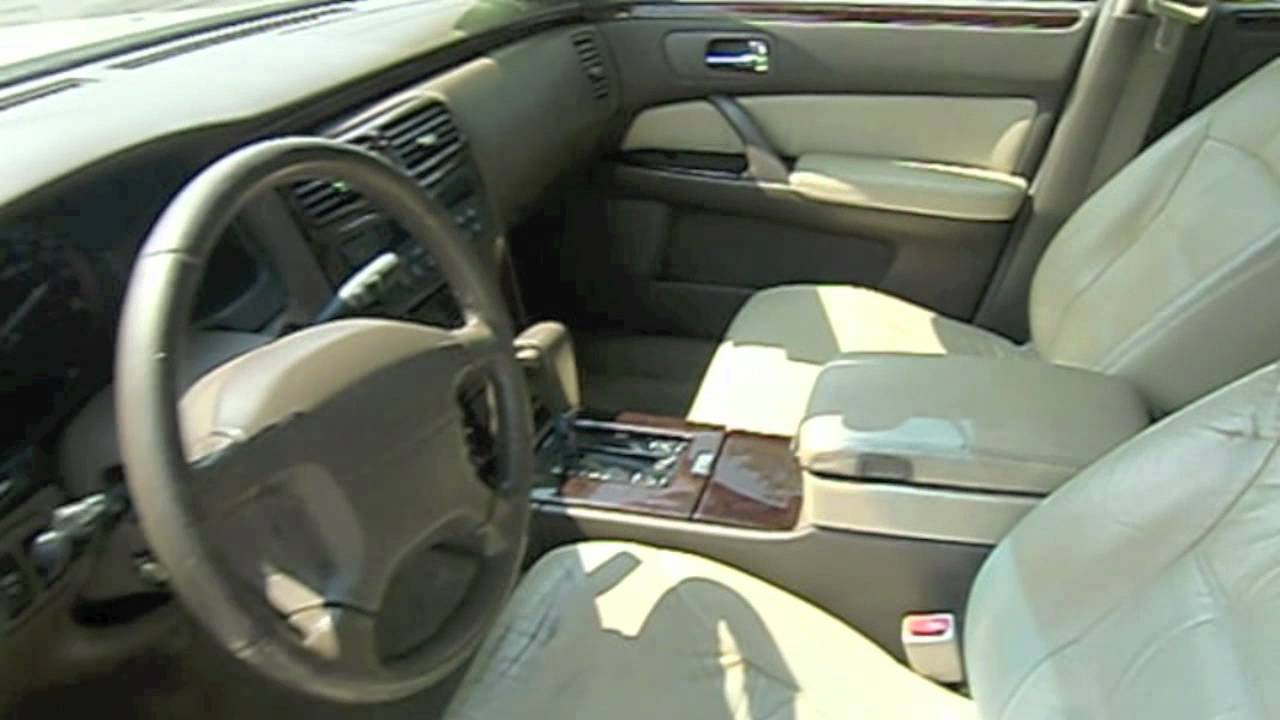 1998 infiniti q45 youtube vanachro Choice Image