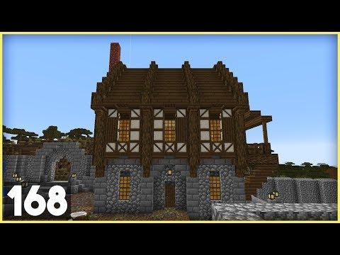 More Castle Work! (1.14) | Building Big W/ Jerm #168 | Survival Minecraft