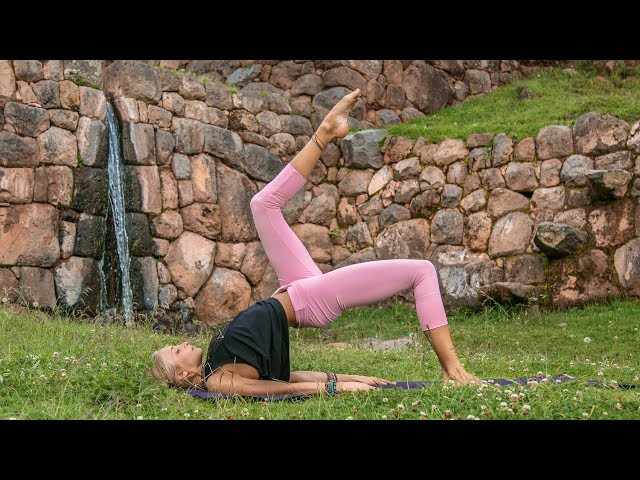 Pilates For Beginners ♥ Tone Your Body & Core | Peru