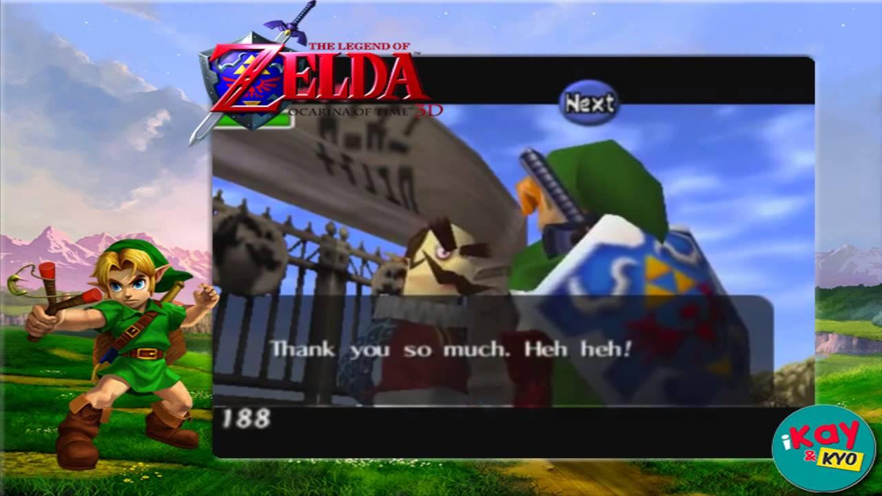 Ikay Los Mejores Juegos Para 3ds 3 The Legend Of Zelda Youtube