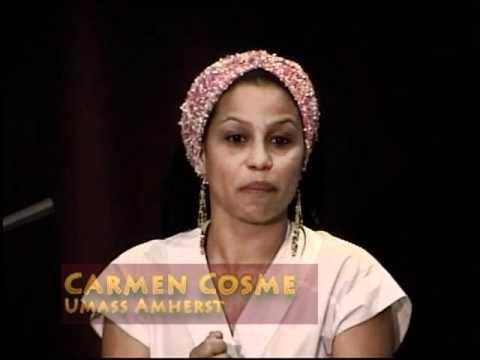Dominican Women Breaking Tradition - Carmen Cosme