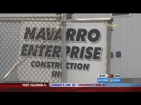US Dept. of Labor Investigating Navarro Construction